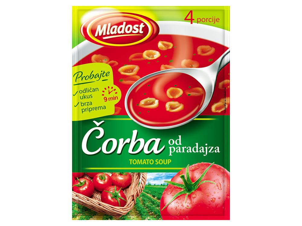 Čorba od paradajza