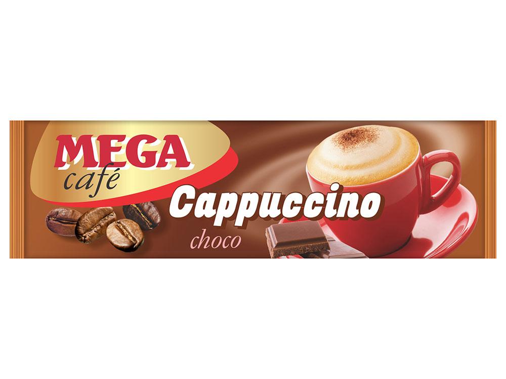 Mega cafe Cappuccino choco instant napitak