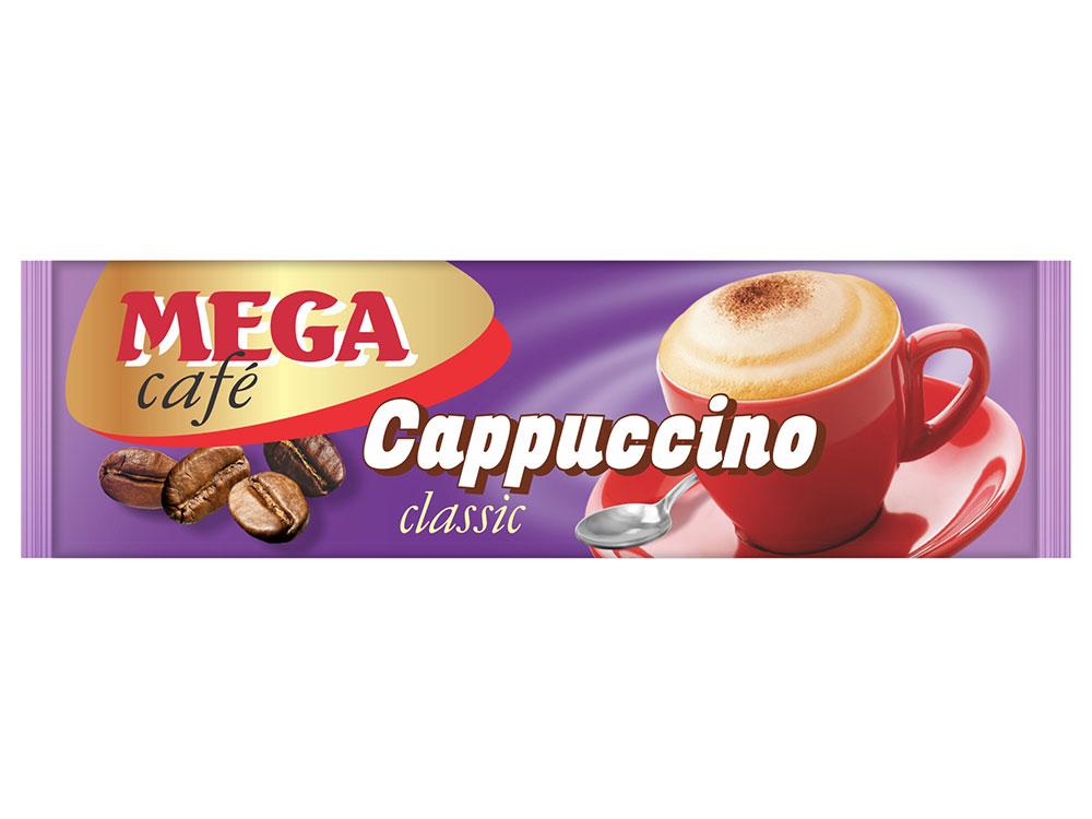Mega cafe Cappuccino classic instant napitak