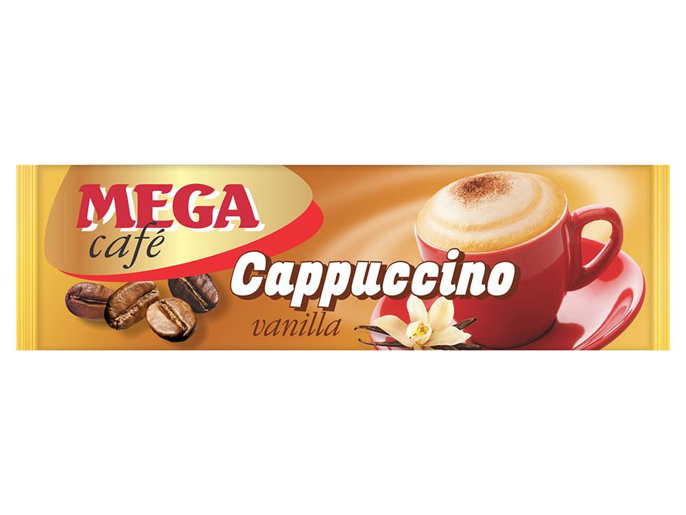 Mega cafe Cappuccino vanila instant napitak
