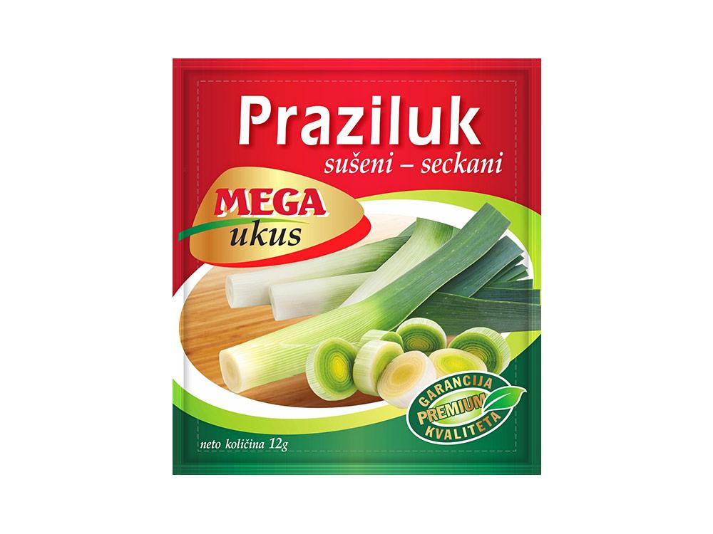 Mega ukus Praziluk (Allium ampeloprasum)